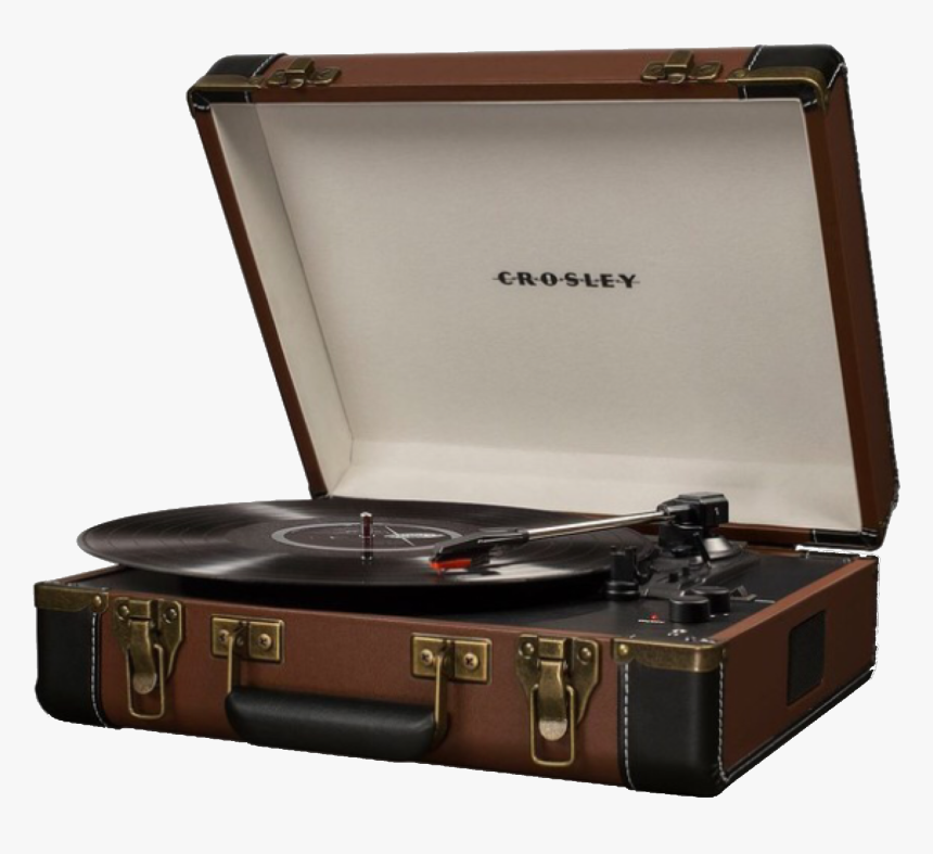 Crosley Leather Record Player, HD Png Download, Free Download