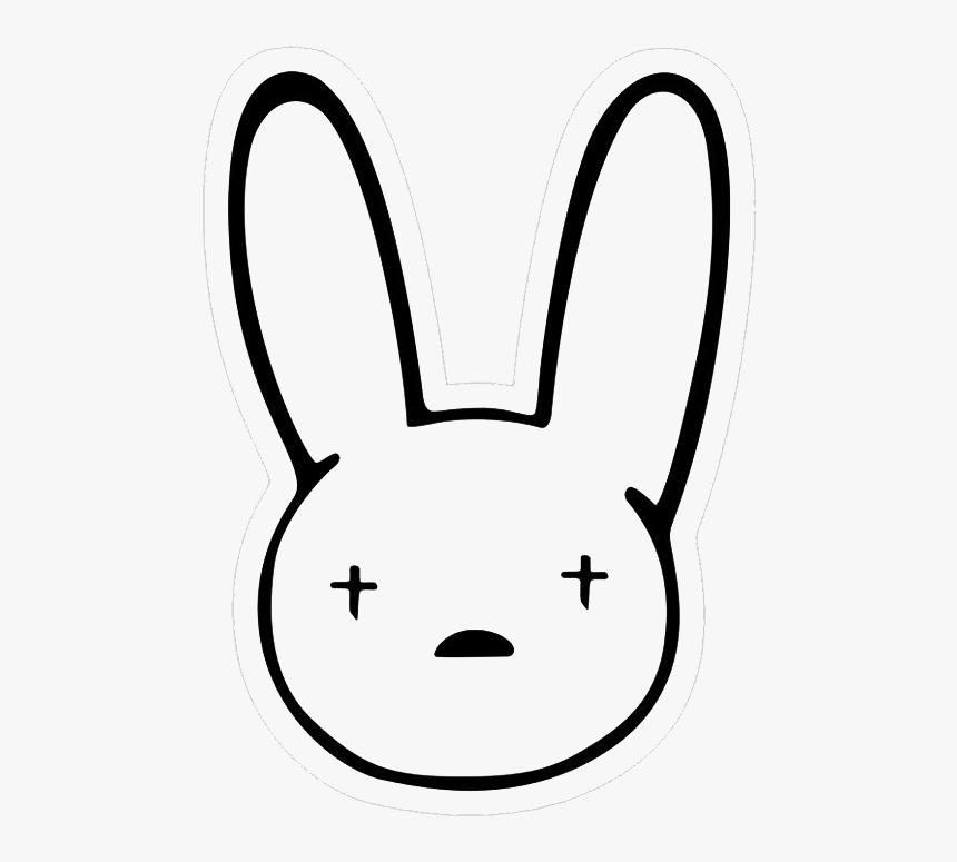 Bad Bunny Logo - Bad Bunny Bunny, HD Png Download, Free Download