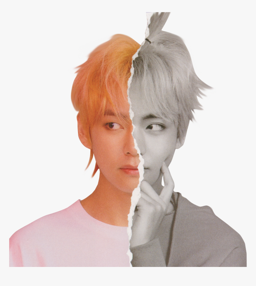 756 7561793 bts v and taehyung image taehyung love yourself
