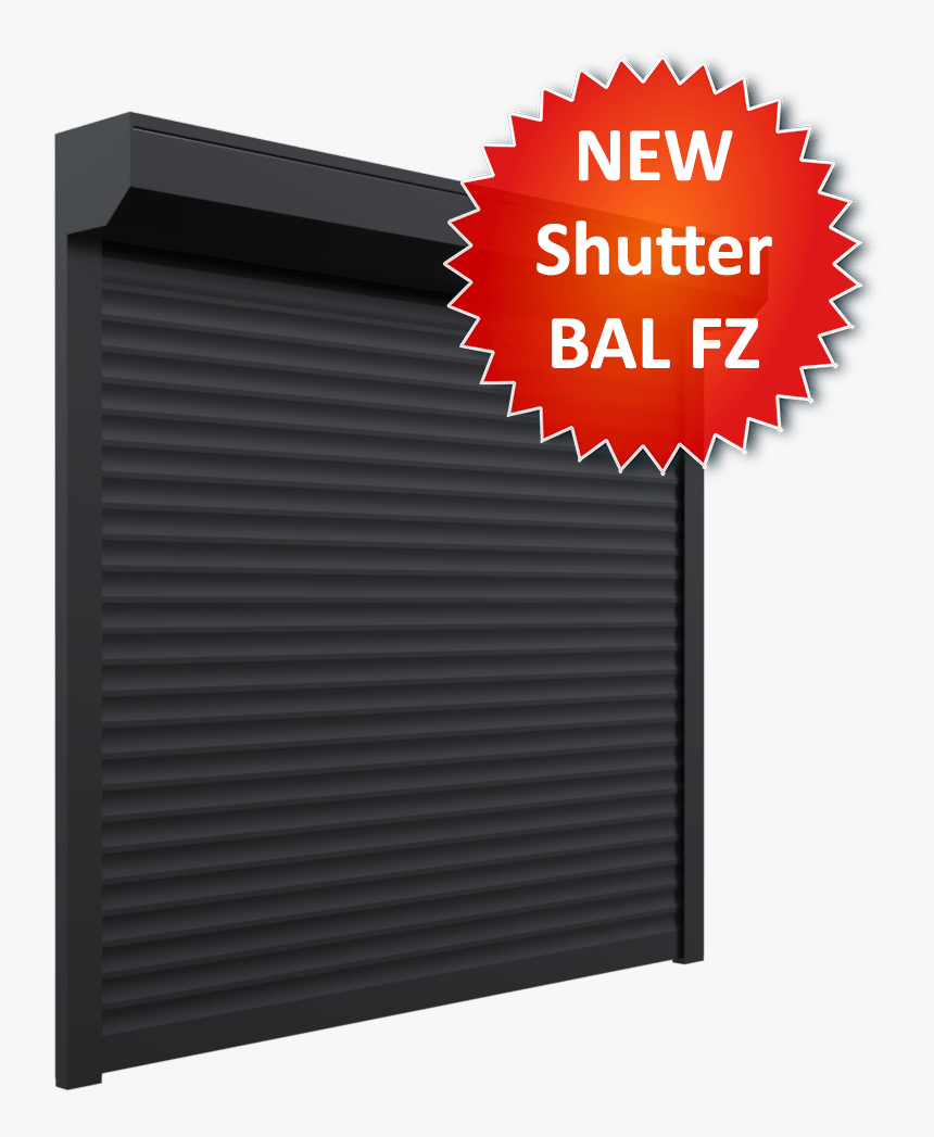 Bal Fz Roller Shutter - Blank Price Tag Design, HD Png Download, Free Download