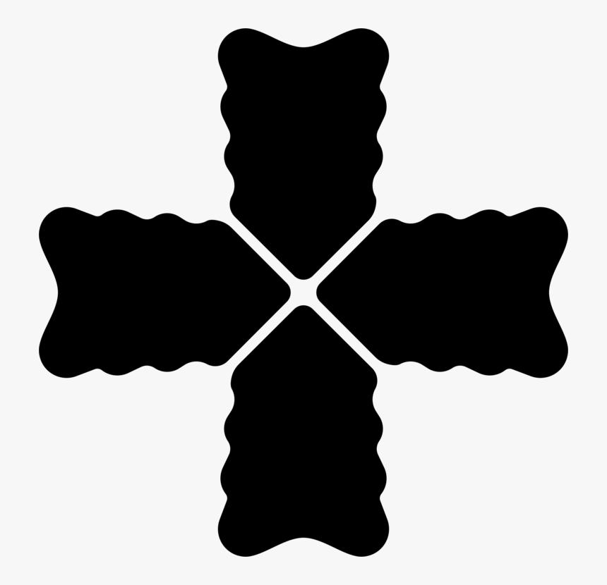 Christian Cross Symbol Computer Icons Maltese Cross - Christian Cross, HD Png Download, Free Download