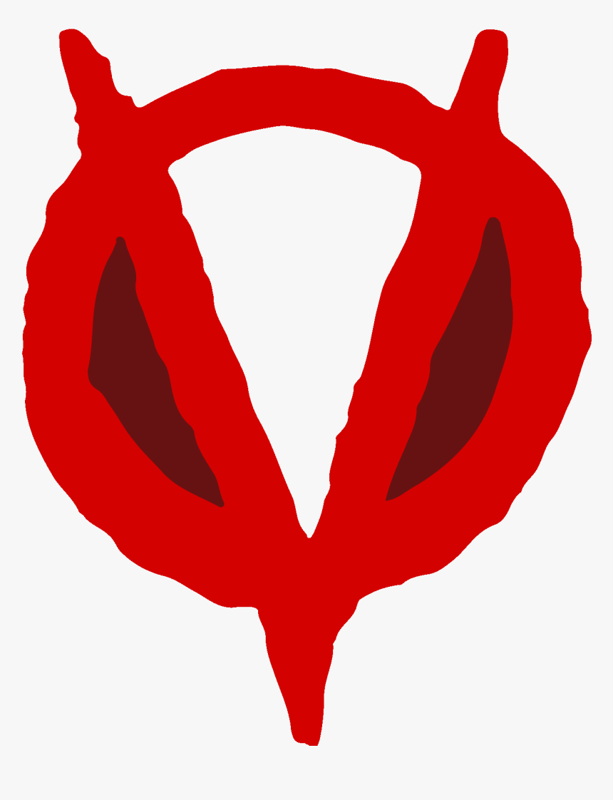 Fancy Voxel Icon - Anarchy Symbol, HD Png Download, Free Download