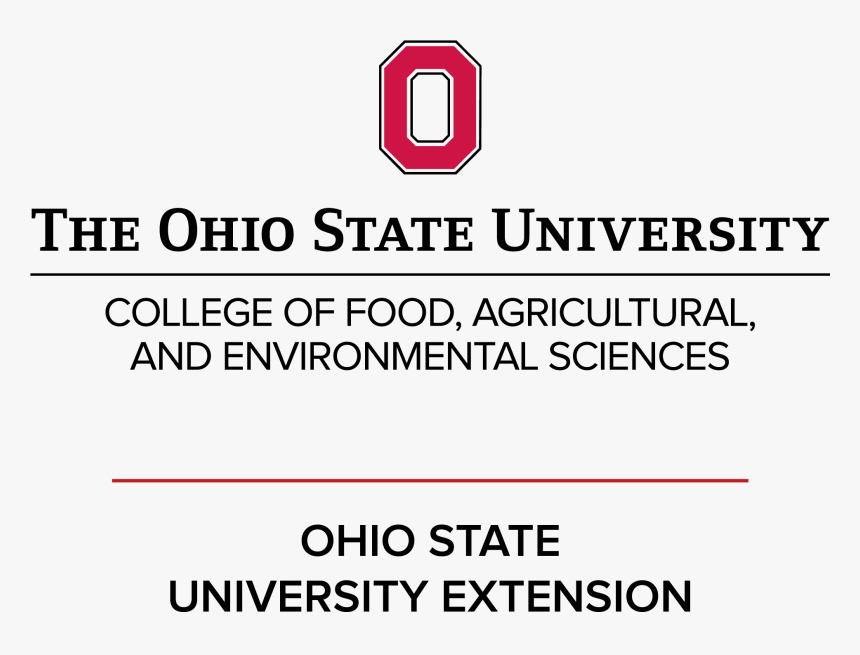Transparent Ohio State Flag Png - Osu Extension Office Logo, Png Download, Free Download