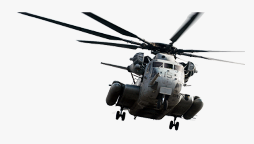 Blackhawk Helicopter Png - Ch 53 Sea Stallion Png, Transparent Png, Free Download