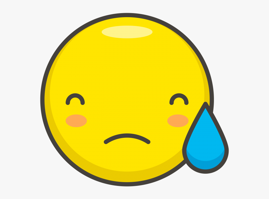 Crying Emoji Png - Portable Network Graphics, Transparent Png, Free Download