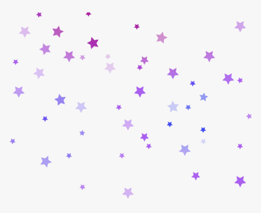 Star Aesthetics Sticker - Aesthetic Stars Transparent Background, HD Png Download, Free Download