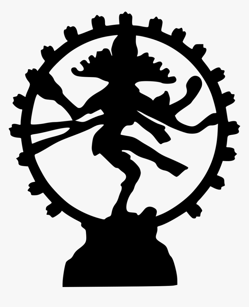Worship Shiva Dance God - Nataraja Clipart Png, Transparent Png, Free Download