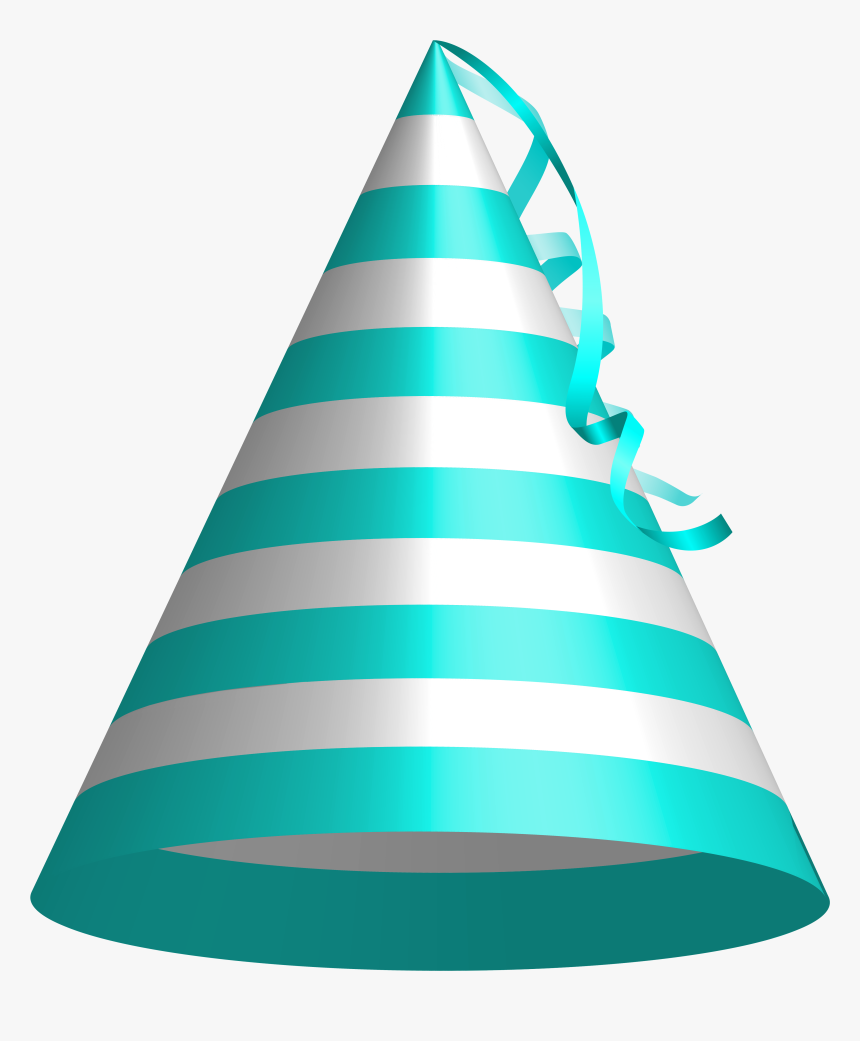 Party Hat Png Image - Transparent Background Birthday Hat, Png Download, Free Download