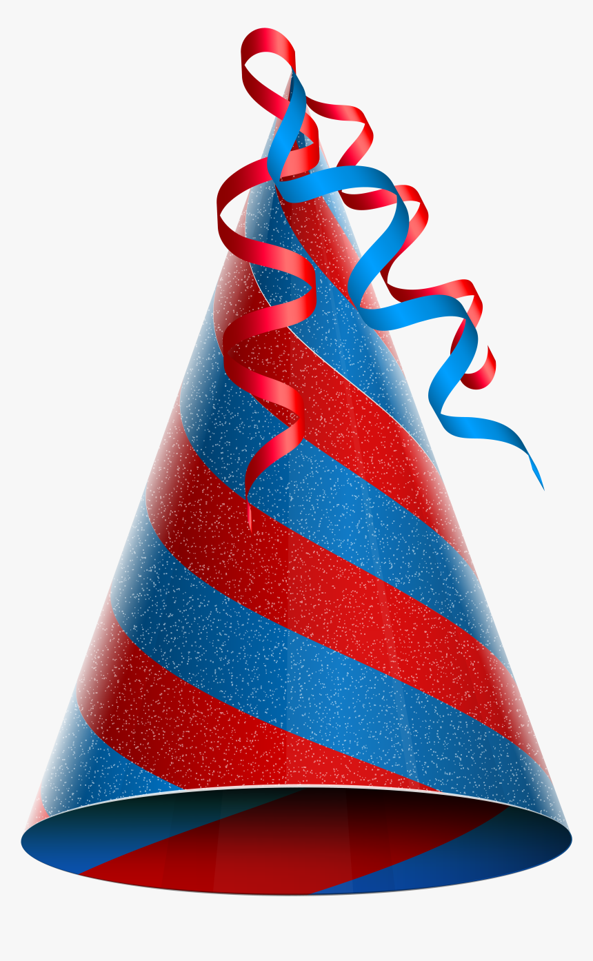 Transparent Party Hats Clipart - Birthday Party Hat Png, Png Download, Free Download