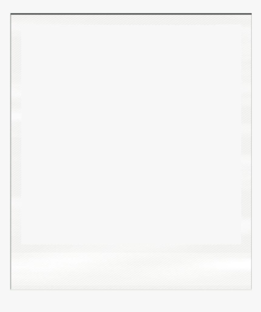 Polaroid Picture Frame Png - Polaroid Frame Png Deviantart, Transparent Png, Free Download