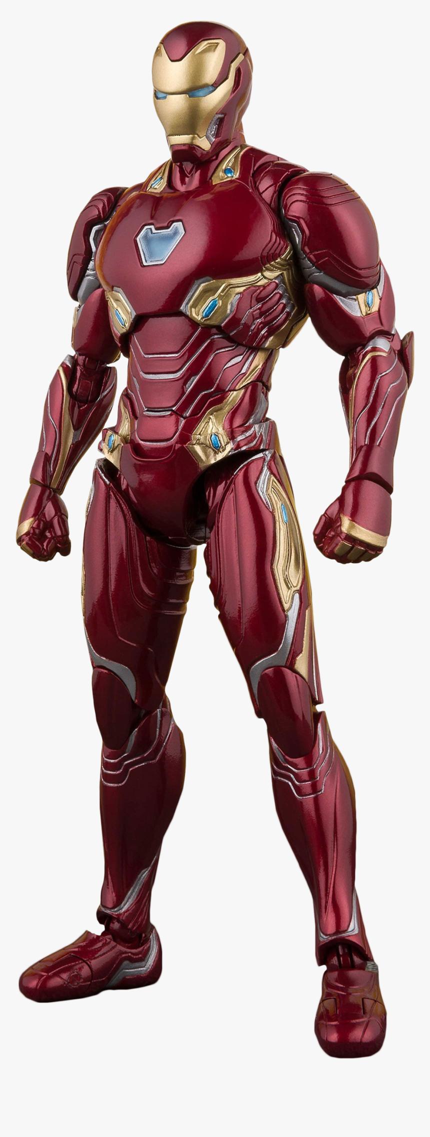 Sh Figuarts Iron Man Mark 50 , Png Download, Transparent Png, Free Download