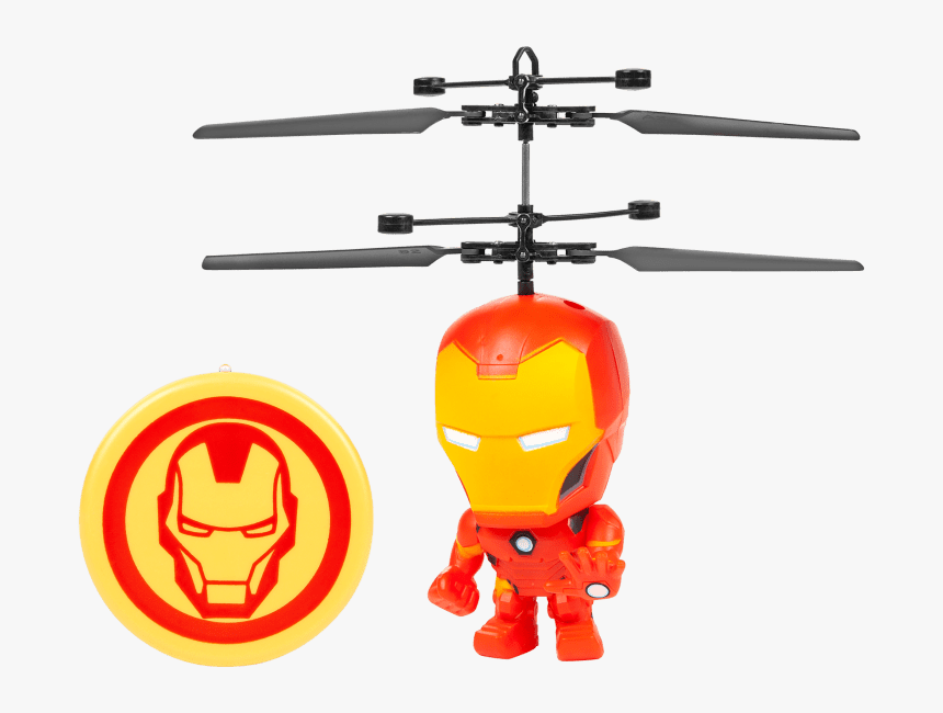 Avengers Iron Man Helicopter, HD Png Download, Free Download