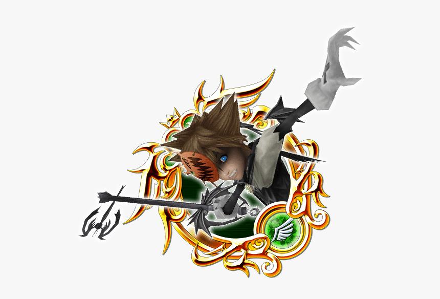 Sora Riku Kairi Medal Khux, HD Png Download, Free Download