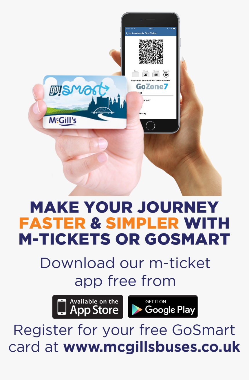 """Mcgill""""s Buses On Twitter - Available On The App Store, HD Png Download, Free Download"""