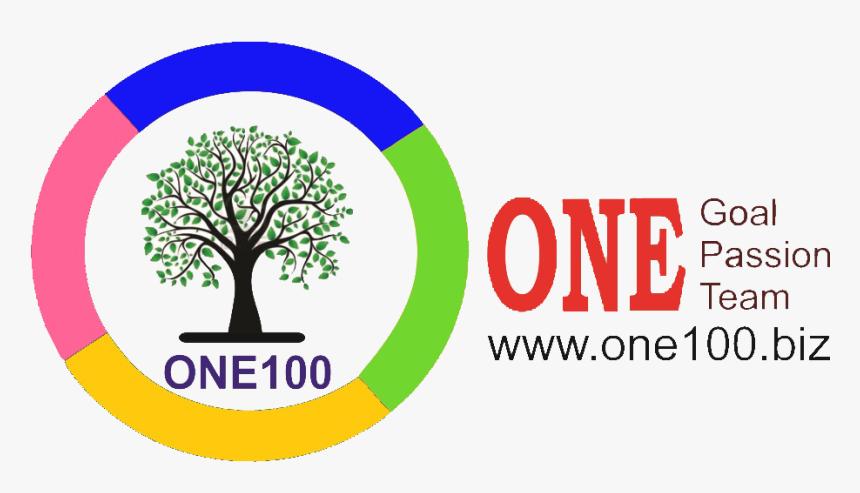 One100 Logo - One100 Biz Logo, HD Png Download, Free Download