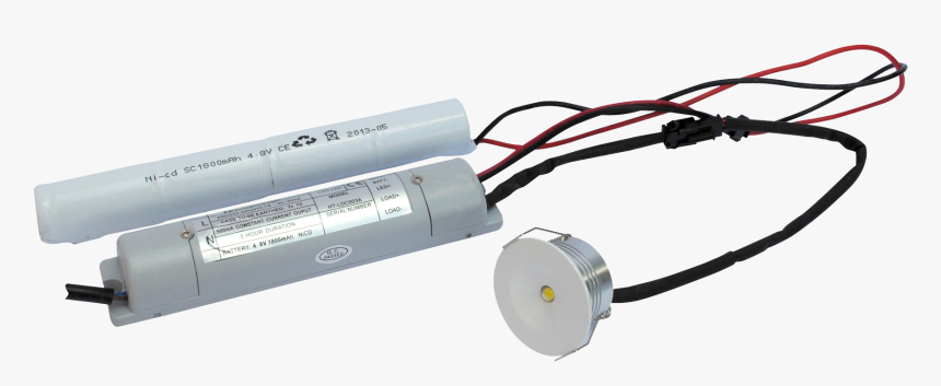 Led Non Maintainted - Red Arrow Trading Emergency 2w Led Downlight Non Maintained, HD Png Download, Free Download