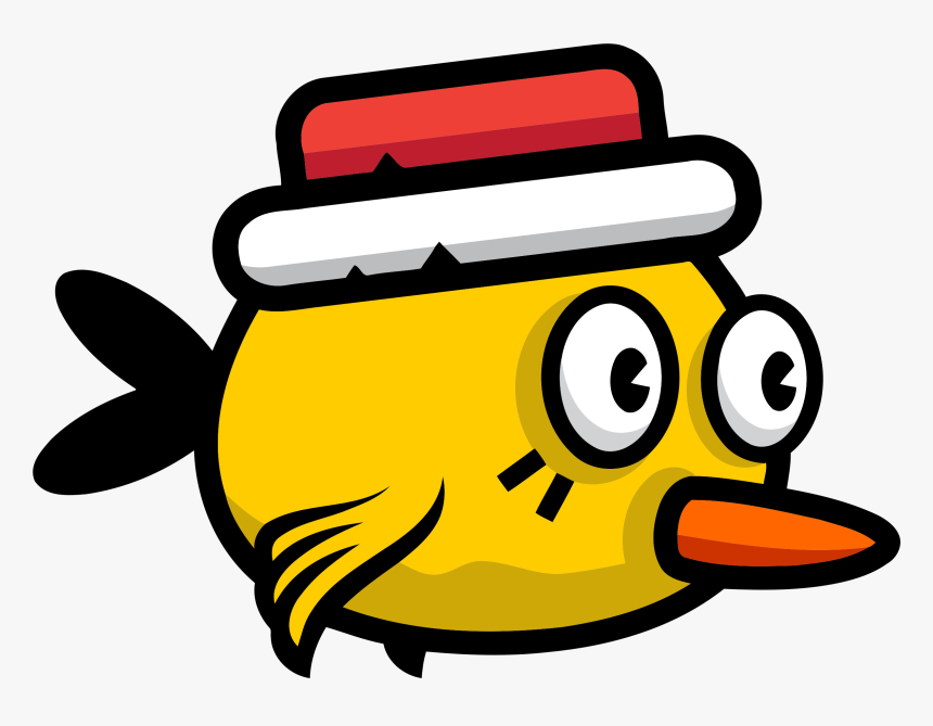 Flying Bird 16 Clip Arts - Flappy Bird Png, Transparent Png, Free Download
