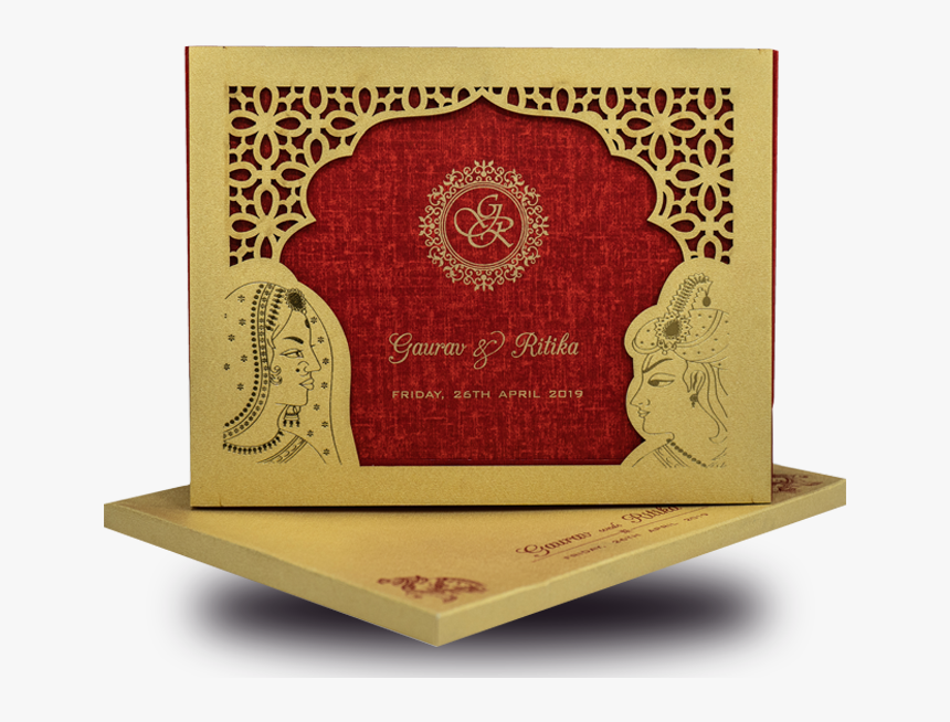 Indian Wedding Cards In Hyderabad Hd Png Download Kindpng