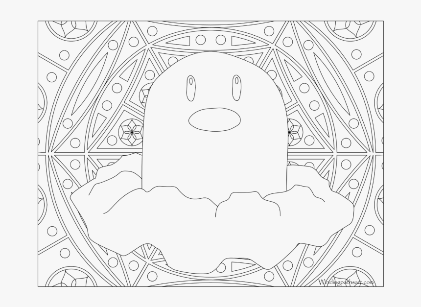 adult pokemon coloring page diglett pokemon coloring pages leafeon hd png download kindpng adult pokemon coloring page diglett