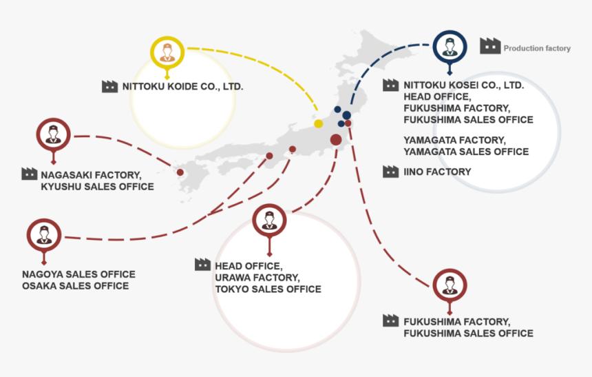 Japan Map , Png Download - Graphic Design, Transparent Png, Free Download