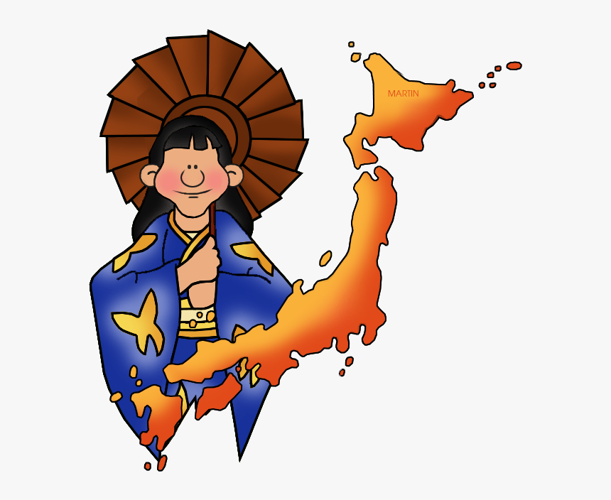 Map Of Japan - Map Of Japan Clipart, HD Png Download, Free Download
