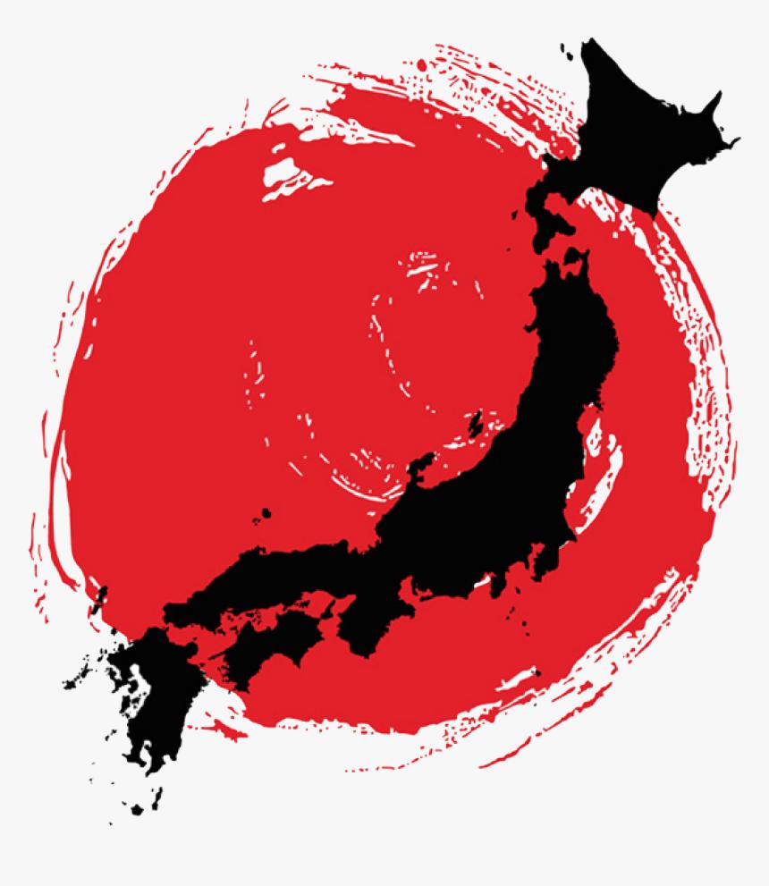Destination Additional Image - Japan Flag Png, Transparent Png, Free Download