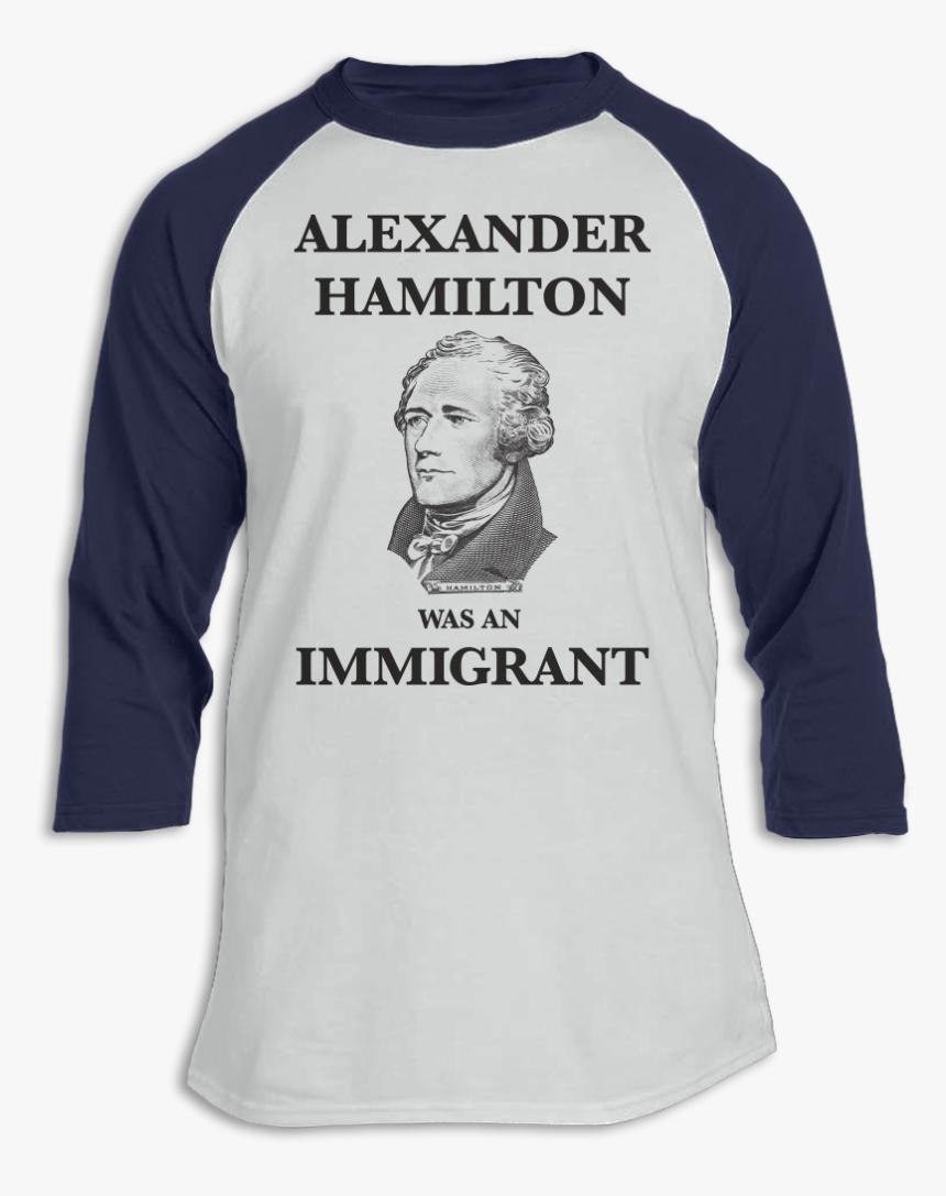 Alexander Hamilton Big Face Portrait A - 10 Dollar Bill, HD Png Download, Free Download
