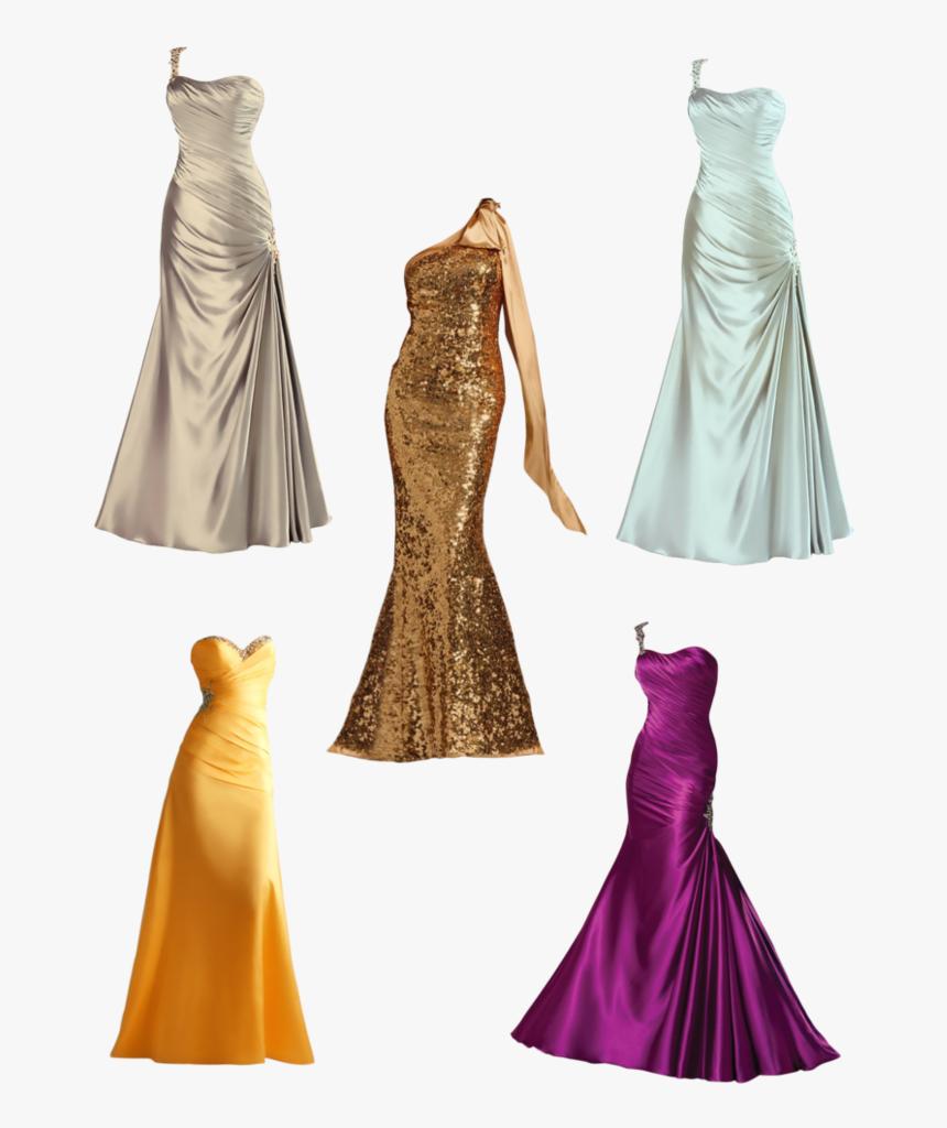 Formal Dress Png - Png Dresses, Transparent Png, Free Download