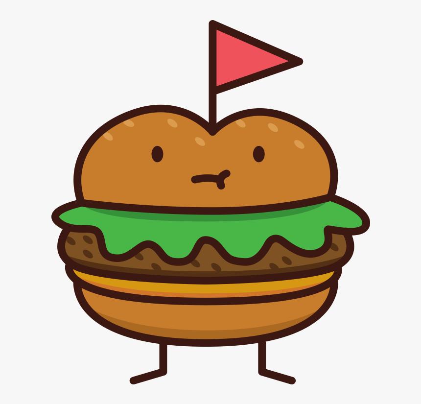 Hot Dog And Hamburger Cartoon Vector Clipart - FriendlyStock in 2020   Hot  dogs, Cartoon, Cartoons vector