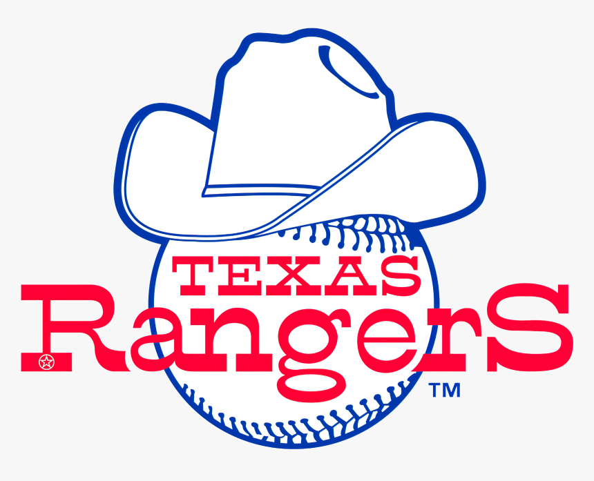 Texas Rangers Cowboy Hat Logo, HD Png Download, Free Download