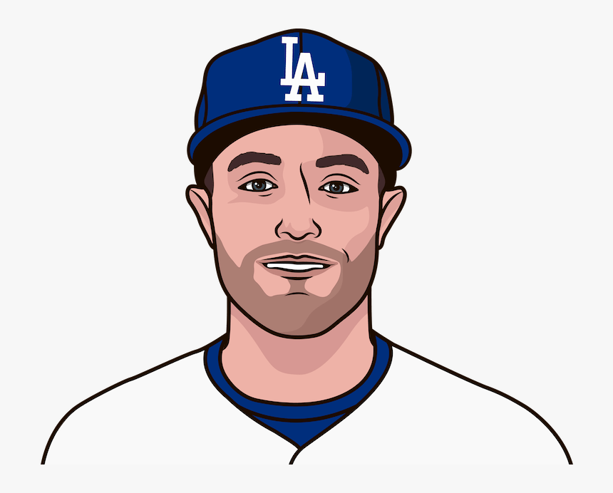The Los Angeles Dodgers Hit Their Most Homers In A - Los Angeles Dodgers Cartoon, HD Png Download, Free Download