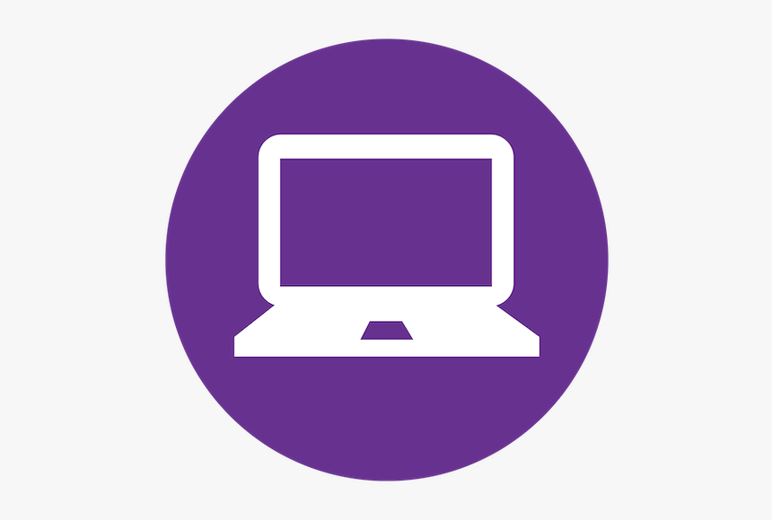 Icon Of A Laptop For Remote Learning Hd Png Download Kindpng