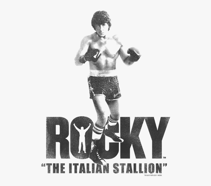 Transparent Rocky Balboa Png - Youth: The Italian Stallion, Png Download, Free Download