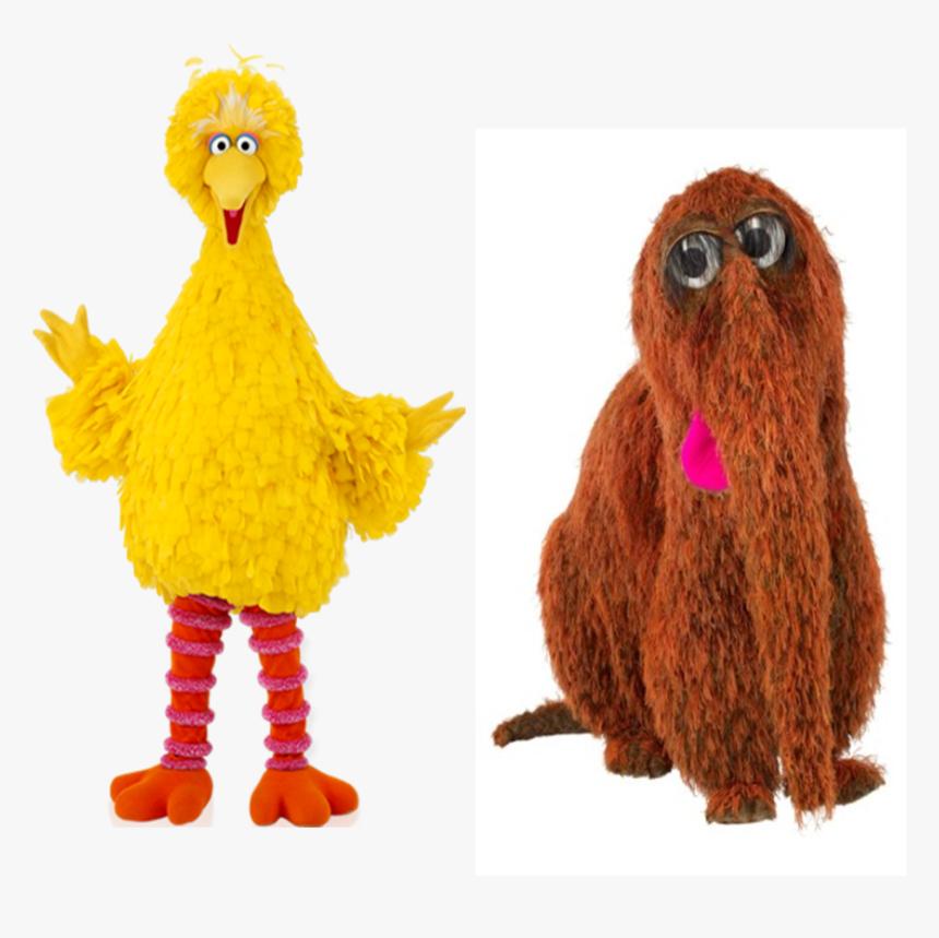Sesame Street Big Bird Png - Big Bird, Transparent Png, Free Download