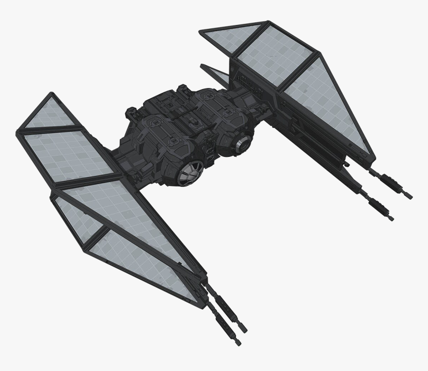 Premium Eras Canon - Star Wars First Order Tie Bomber, HD Png Download, Free Download