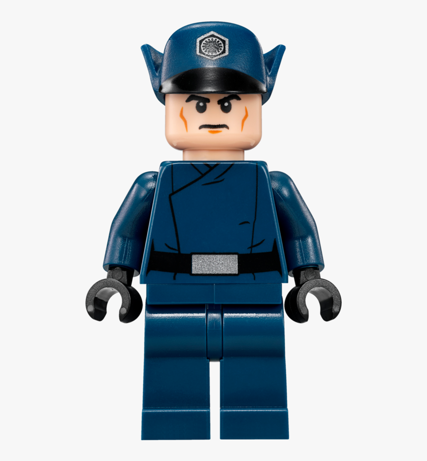 Lego Star Wars First Order Officer, HD Png Download, Free Download