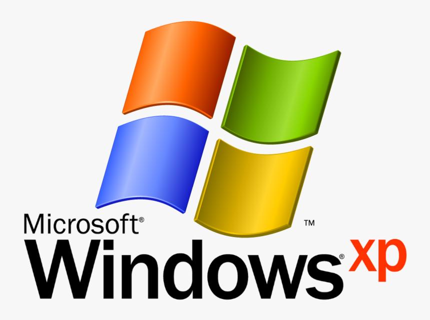 Windows Xp Image - Microsoft Windows Xp Logo, HD Png Download, Free Download