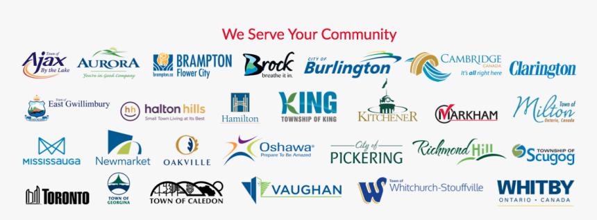 Cities-landscape , Png Download - City Of Burlington, Transparent Png, Free Download