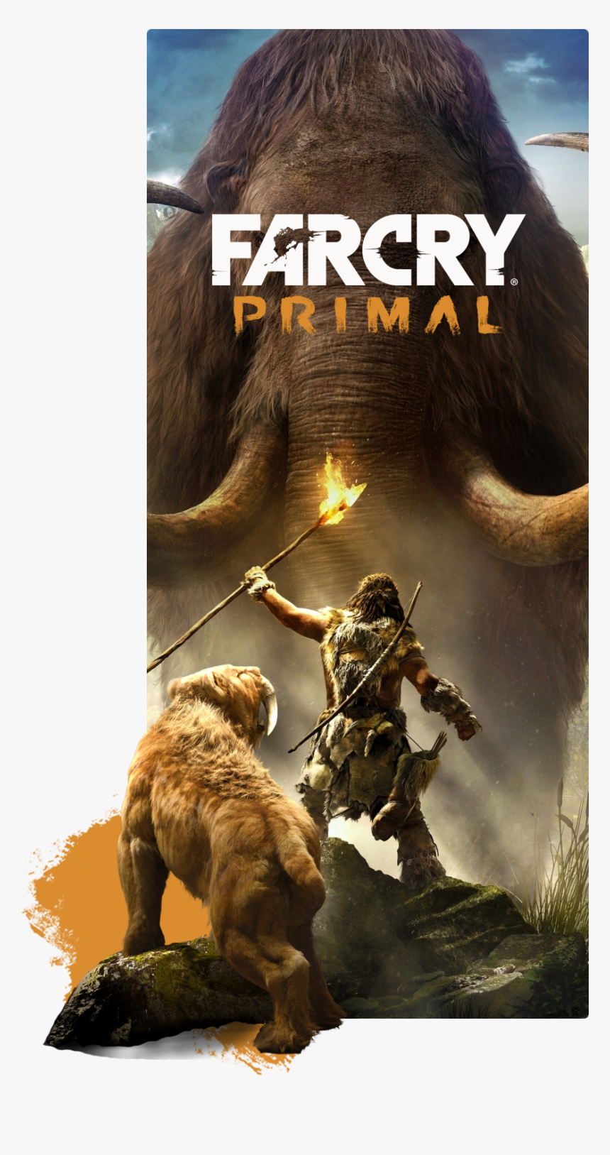 Far Cry Game Serial Number Far Cry Primal Wallpaper Download Hd Png Download Kindpng