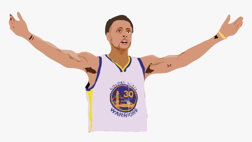 Steph Curry Shooting Png, Transparent Png, Free Download