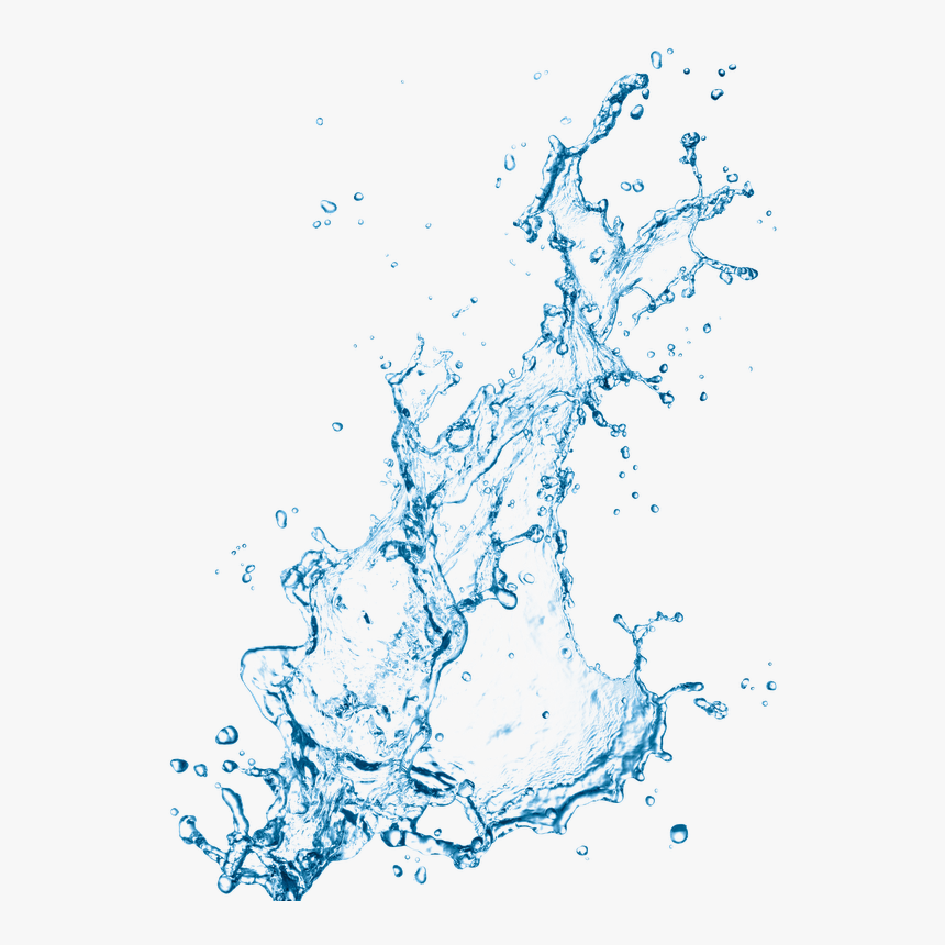 Efeitos &225gua Para Photoshop Imagens Png Fundo - Water Splash Png Transparent, Png Download, Free Download