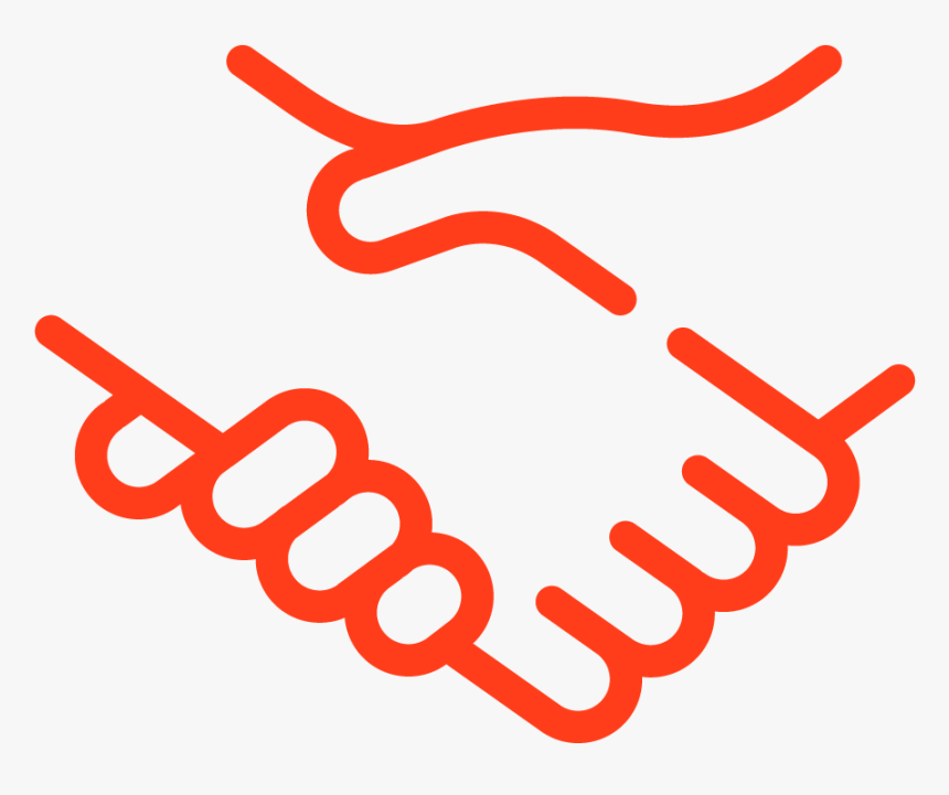 Handshake Icon - Business Restructuring Vector Icon, HD Png Download, Free Download