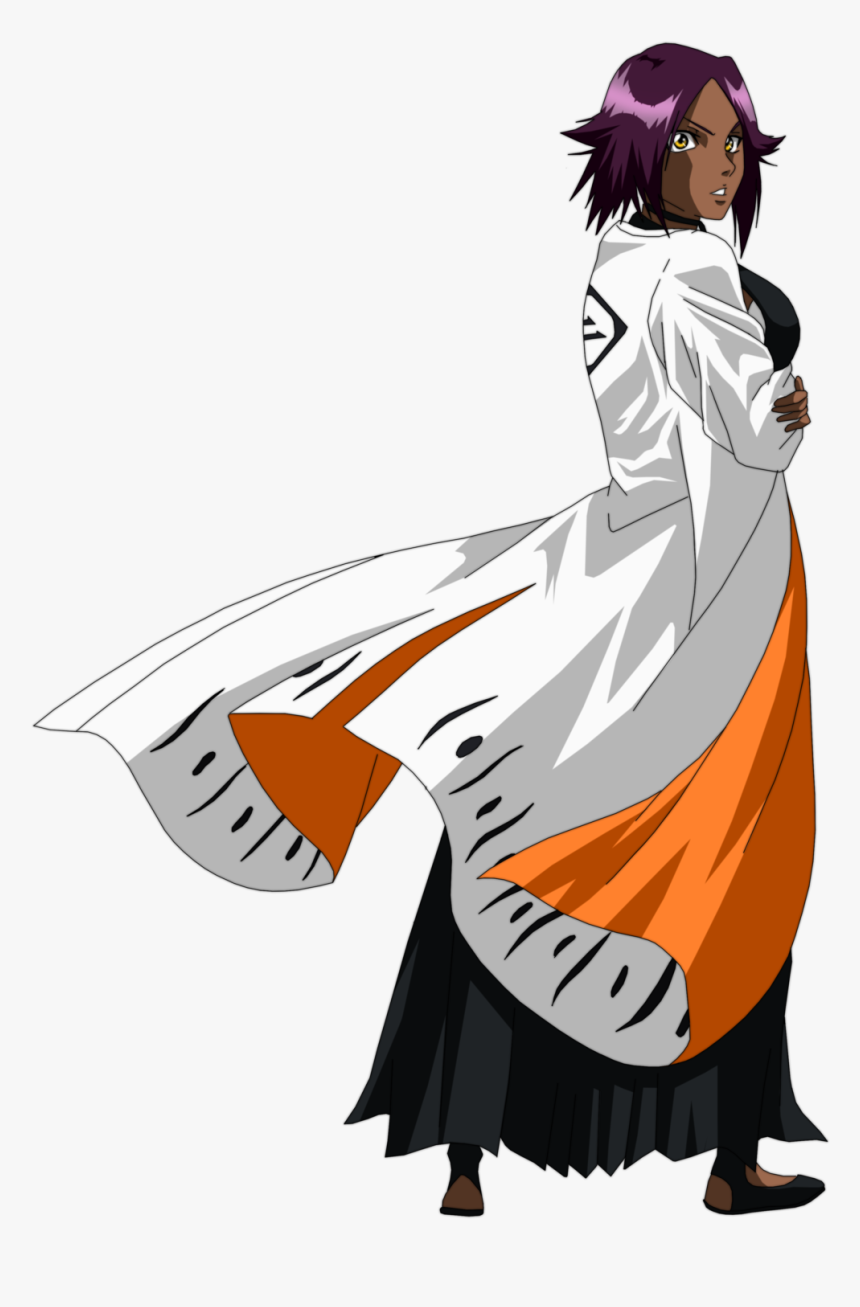 Credit To Esteban Black Anime Characters, Bleach Characters, - Black Anime Character Png, Transparent Png, Free Download
