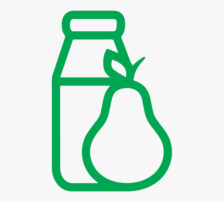 Professional Vending Icons Green Food - Food, HD Png Download, Free Download