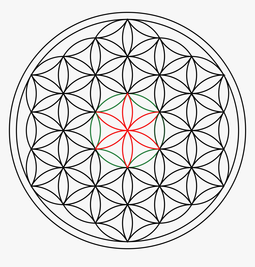 Sacred Geometry Lesson - Sacred Geometry, HD Png Download, Free Download
