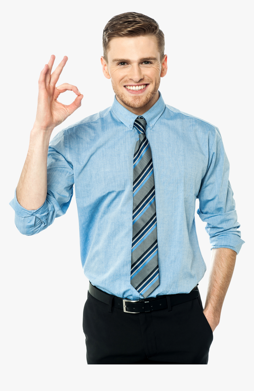 Person Doing The Perfect Sign, HD Png Download, Free Download