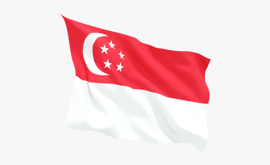 Download Flag Icon Of Singapore At Png Format Singapore Flag Waving Png Transparent Png Kindpng