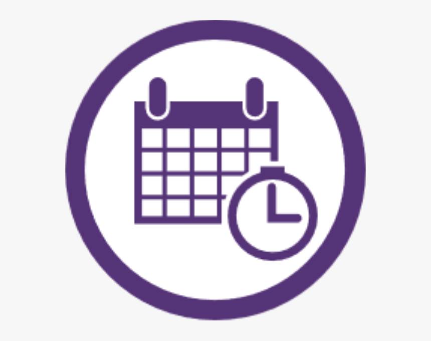 Make An Appointment Icon - Calendar Icon File Svg, HD Png Download - kindpng