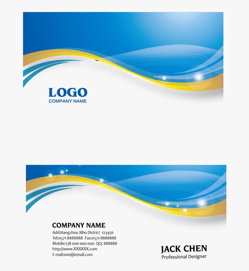 blue business euclidean vector card icon  design visiting