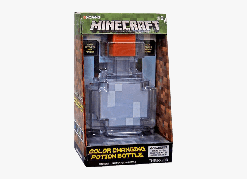 Minecraft Poison Bottle Light, HD Png Download, Free Download